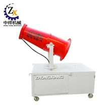 Dust control chemicals water fogging system