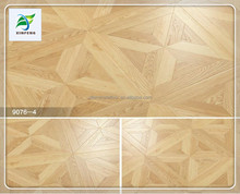 Non fading new technology laminated flooring