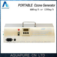 Hot! 600mg portable dental ozone generator with Timer, Air Pump, Cooing Fan