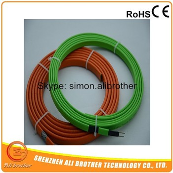 Anti Freeze Self Regulate Heating Cable For Water Pipe
