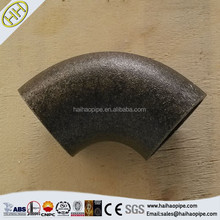 carbon steel seamless pipe fittings elbow