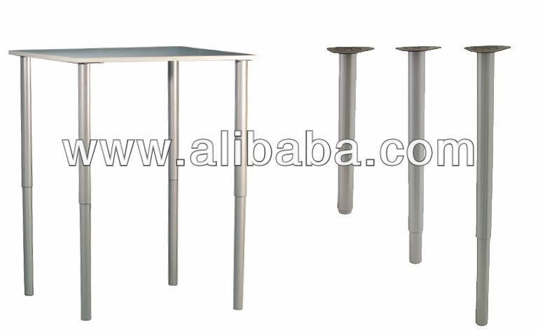 Ножки телескопические для стола
