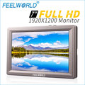 FEELWORLD 7 inch hd sdi field monitor para camera dslr 1080p full hd with built-in tally system
