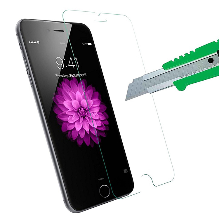 Good Quality Mobile Phone Tempered Glass Screen Protector For Iphone 6