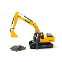 first-class excavator machinery model construction vehicles model