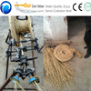 multifunctional rice straw mat kniting machine