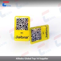 cheapest price hf ntag203 passive rfid tag for smartphone