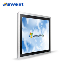 17inch Open Metal Frame wall mounted or embedded Industrial LCD Monitor