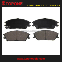 brake pad manufacturer for Hyundai car parts high quality without noise