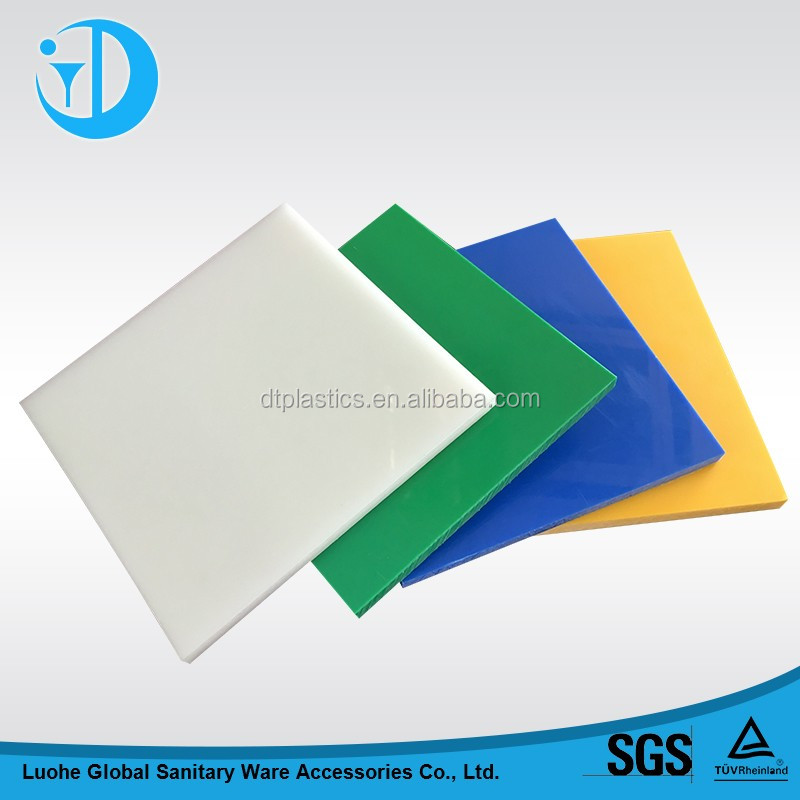 PE Material HDPE hockey ice rink floor / skating plastic boards / hdpe board for ice skating rink