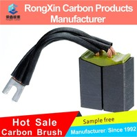 Drill Carbon Brush
