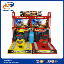 2017 TT moto 42 inch tuning race simulate coin operated motorcycle arcade car racing game machine