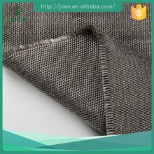 white or black textured fiberglass cloth filter fabric plain woven for heat insulation cover, fireproof blanket