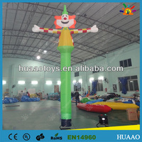 promotion price inflatable air dancer clown dancer for sale