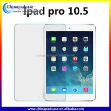 2.5D Oleophobic Coating tempered glass for iPad Pro 10.5/Anti fingerprint Tempered glass screen protector for iPad Pro 10.5