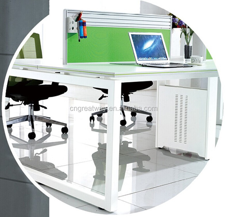 aluminum metal rivets wing aviator desk for 4 people table desk