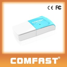 Comfast CF-WU825N USB Booster <span class=keywords><strong>WiFi</strong></span>, red inalámbrica WLAN <span class=keywords><strong>tarjeta</strong></span> <span class=keywords><strong>wifi</strong></span> usb