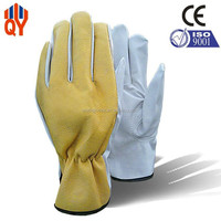 Top Selling Grain Pigskin Chrome Leather Gloves