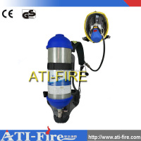 Self-rescue air breathing apparatus equipment