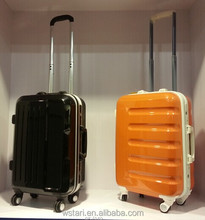 2014 hot hard case girl's Spinner Wheel ABS Luggage For Sale Wholesale