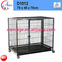 Pet Supply Heavy Duty Metal Dog Cage
