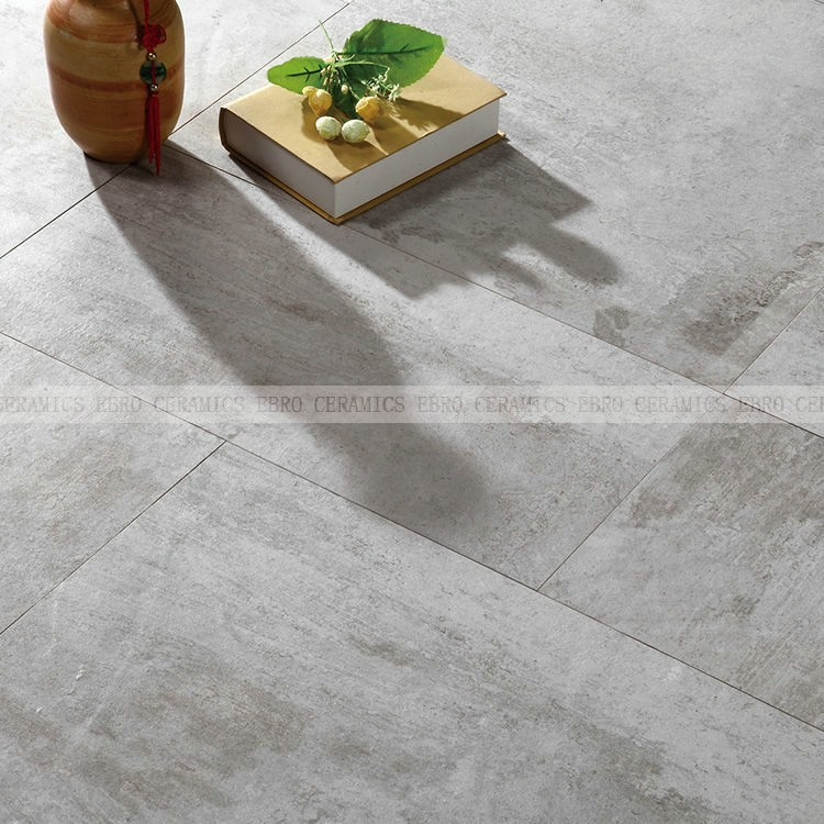 Good quality Concrete design tile wood italian design interior and exterior floor and wall tiles 600x600 4 colors