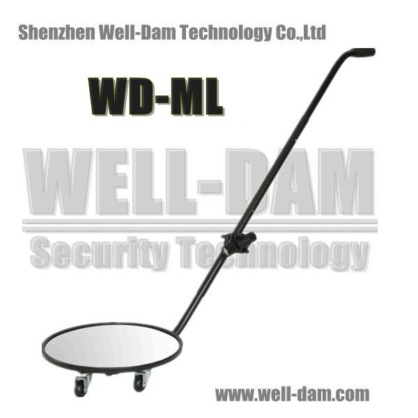 WD-ML/V3 light weight Under Vehicle Bomb Search Mirror/Under Car Security inspection mirror