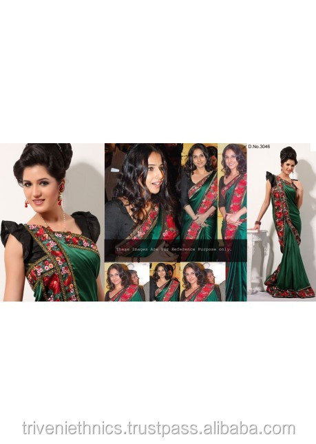 All types of bollywood saree/bollywood replica saree/bollywood designer saree