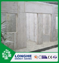 Steel concrete structure foam lightweight precast wall panel