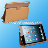 real leather protector case for iPad mini