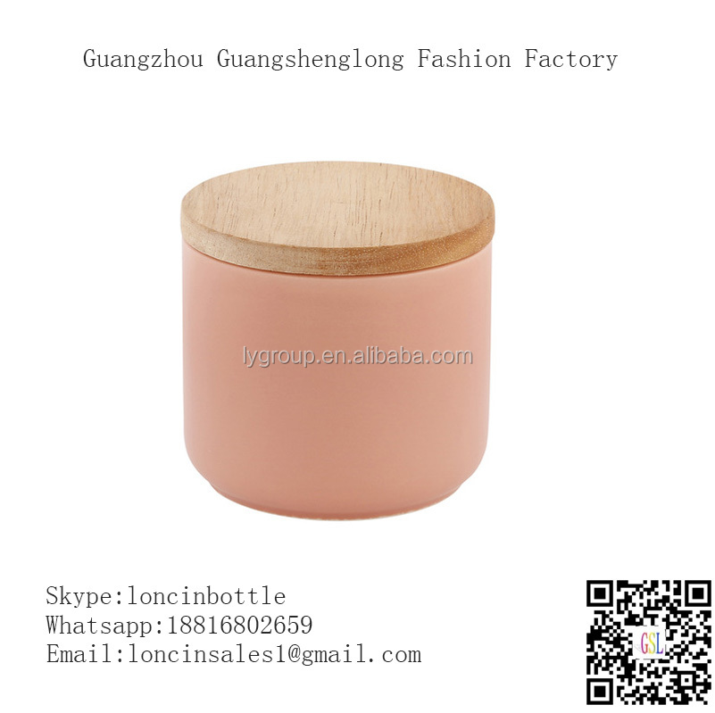 OEM ODM supplier of factory cheap price candle jar with bamboo lid/customized copper sliver candle jar with wooden lid