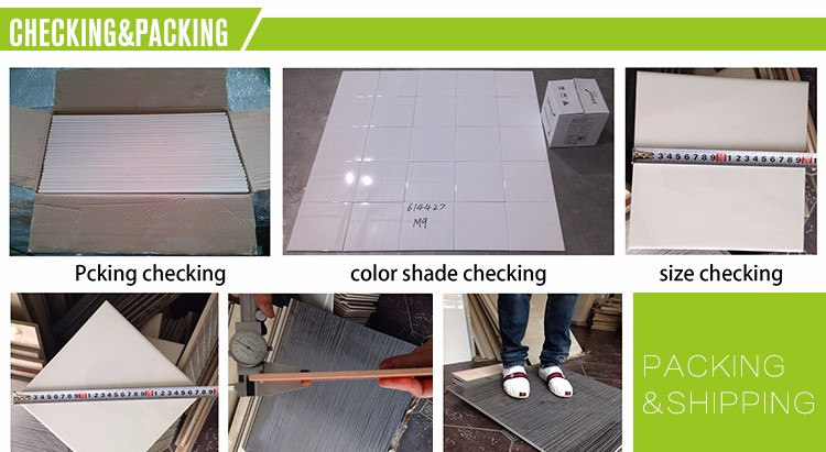 New Fashion OEM ODM Factory Direct Sale Bevel Edge Ceramic Tile Price