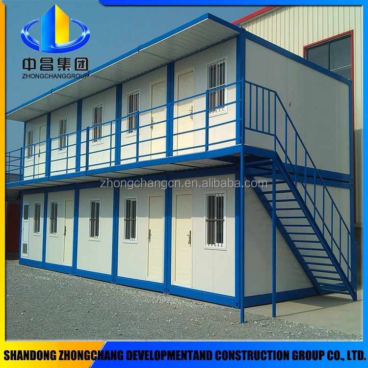 ISO certification solar panel container house