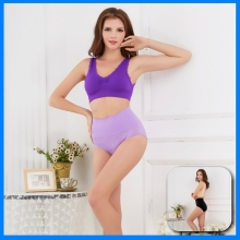 Payment Protection High Cut Mature Women Panties Seamless <strong>Underwear</strong> Wholesale