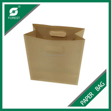 NEW PRODUCT CUSTOM LUXURY PAPER SHOPPING BAG BROWN PAPER BAG