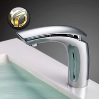 Luxury UPC Brass Faucet with Great Design