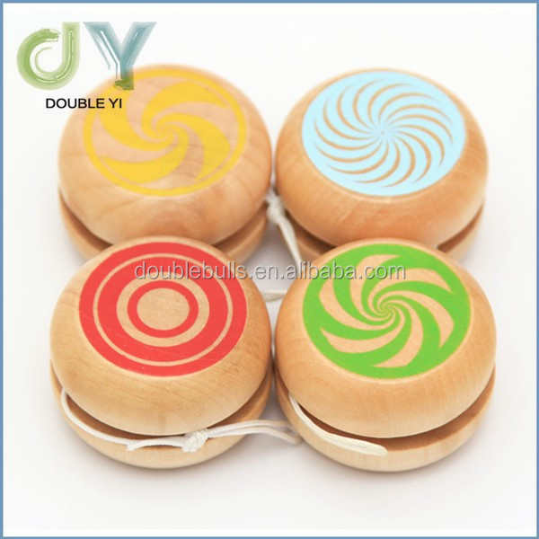Professional chinese yoyo wholesale / Wooden Cheap YOYO