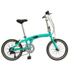 20inch mini aluminum alloy frame folding bike/foldable bicycles/bikes 7 speed