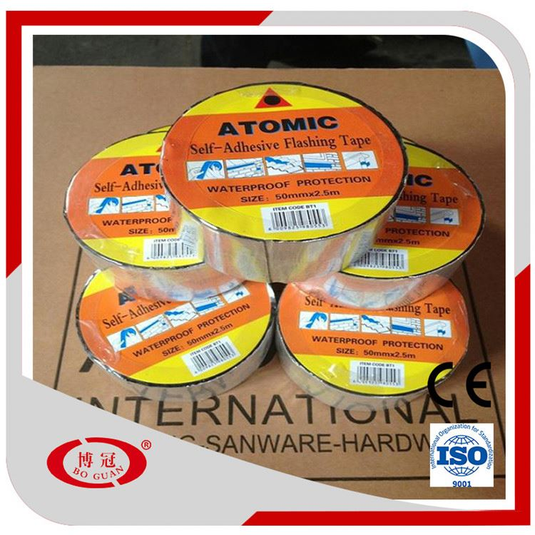 self-adhesive bitumen waterproof sealing tape