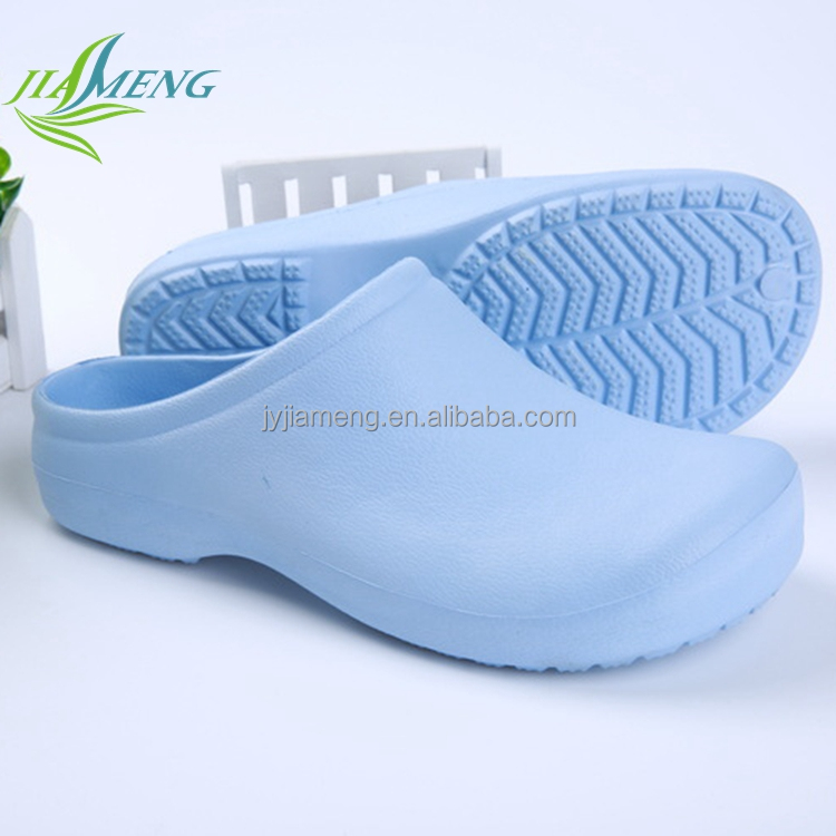 Colorful Women Nursing Safety Shoes EVA Operation Room Use Shoes