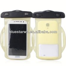 Customs cell phone case Waterproof bag for samsung s5 wateproof case bag for samsung