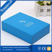 Buy direct from china colorful packing google 3d glasses package box