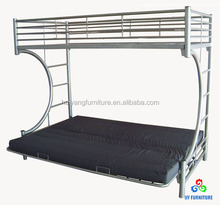 Cheap beds furniture metal tube sofa bed frame for sale