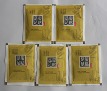 Body Weight healthy slimming type Korea Detox Foot Patch
