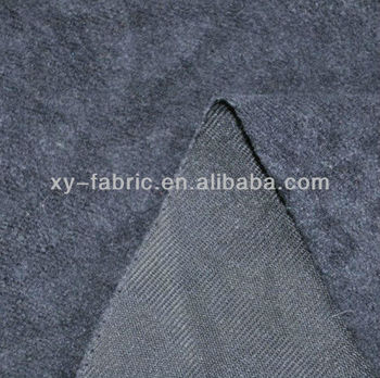 Polyeste Alova Fabric Cheap Plush Fabric For Sofa and Baby Safty Seat