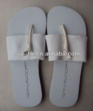 Promotion cheap custom monogrammed flip flops