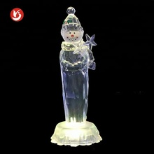High Quality & Best Price Snowman Xmas Figurine Table Decoration