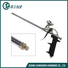 New coming cheap price metal foam gun for construction tools