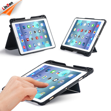 Ultra-Slim Portable DETACHABLE Bluetooth Keyboard Stand Case with Stylus Holder for iPad 9.7 2018/2017/ iPad Pro 9.7 /iPad Air 2