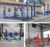 Top quality four post hydraulic car lift and lift elevator with factory price